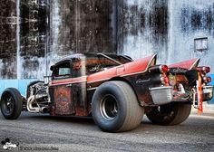 Custom Speed Rat-Rod