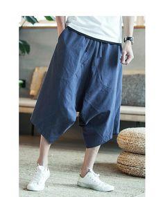 Kids Child Boys Girl Hippie Harem Loose Corduroy Trouser Hippy Retro Comfy Pants