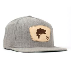 Description - Size   Fit Premium Quality - Classic 5 Panel Snapback Hat  With Flat d2af7a62f91