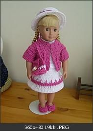Mesmerizing Crochet an Amigurumi Rabbit Ideas. Lovely Crochet an Amigurumi Rabbit Ideas. American Doll Clothes, Baby Doll Clothes, Crochet Doll Clothes, Knitted Dolls, Doll Clothes Patterns, Crochet Dolls, Doll Patterns, Crochet Shoes, American Girl Crochet