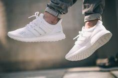 Adidas Primeknit Ultra Boost Footwear White (blanc) (5)