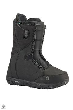 Buty Snowboardowe Damskie Burton Emerald Black Noir 10621103001 Snowboard Boots Boots Boots Online