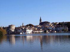 Aude : Le bassin du canal du Midi à Castelnaudary