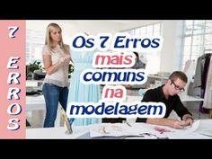 Os 7 erros mais comuns na modelagem