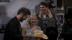 "Thomas Rhett Makes Acting Debut in Current Season of Ashton Kutcher's ""The Ranch"" on Netflix Country Music Hits, Country Music Artists, Thomas Rhett, The Ranch Tv Show, Sam Elliott, Ashton Kutcher, Music Lovers, I Love Him, Netflix"