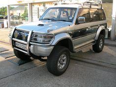 Diesel Mitsubishi Pajero