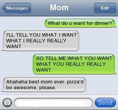 The Biggest Text Fails From Mom