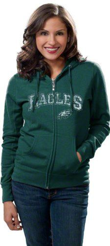 Philadelphia Eagles Women's Green Football Classic « Clothing Impulse
