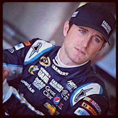 My blue-eyed racer, Kasey Kahne