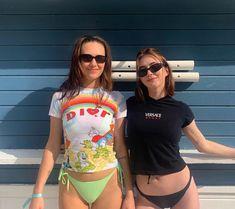 Summer Girls, Summer Days, Summer Dream, Bikini Outfits, Beauty Women, Versace, Summer Outfits, Swimwear, Bffs