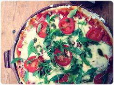 VillaNanna: Pizza Melizzata