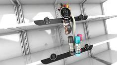 Showcase and discover creative work on the world's leading online platform for creative industries. Clear Shampoo, Dry Shampoo, Creative Industries, Pos, Hanger, Behance, Platform, Design, Clothes Hanger
