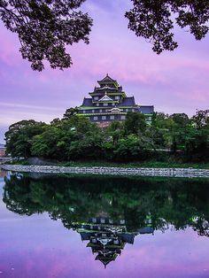 Okayama Castle #japan #okayama