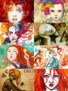 sandman delirium | Tumblr