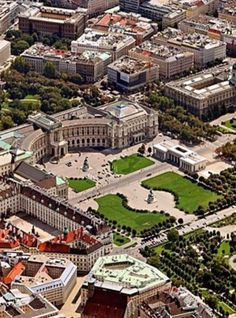 Heart Of Europe, Sissi, Old Building, Vienna Austria, Best Day Ever, Palaces, Aerial View, Towers, Monuments