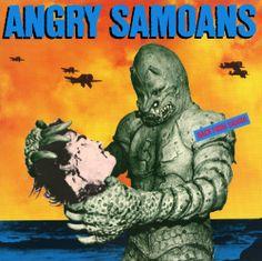 Angry Samoans - Back From Samoa LP Record Vinyl - BRAND NEW - Color Vinyl Ltd