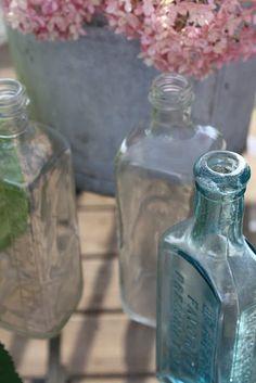 old bottles                                ****