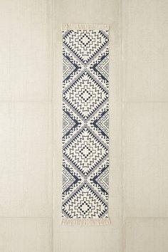 Magical Thinking Tonal Diamond Printed Rug - Urban Outfitters