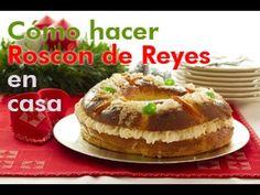 Roscón de Reyes receta