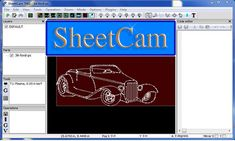 on sale now  	SheetCam is a low cost but feature packed CAM package.  	SheetCam is suitable for milling, routing, plasma, waterjet, laser and oxy-fuel cutting. see some of SheetCam's features.  	SheetCam has many useful features for plasma, laser, waterjet and oxy-fuel cutting.  	   	click on details for more info