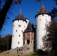 Tennessee Renaissance Festival in May - The picture is of Castle Gwynn! nashville-area-food-fun