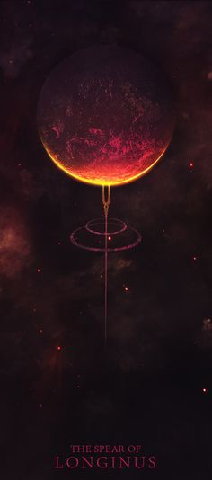 Evangelion - The spear of Longinus