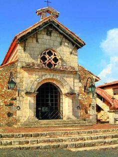 Altos de Chavon La Romana, Dominican Republic