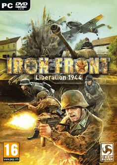 Iron Front Liberation 1944 D-Day-Reloaded All Types Of Games, Game Sales, Latest Games, Full Movies Download, Red Army, D Day, I Am Game, Free Games, Pc Games