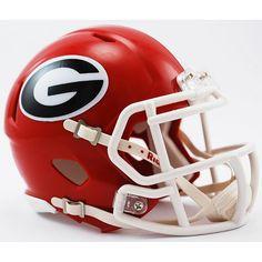 Riddell Speed Mini Helmet - University of Georgia