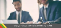 Employee Management Trends that Will Emerge in 2016  #Employee #Management #2016 #Trends