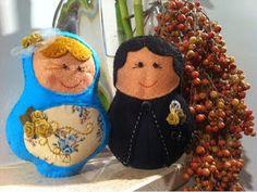 maloca - artesanato: Bodas de Safira