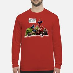 Stan Lee and Superheroes and that s how I saved the world Long Sleeve t- shirt 29972b718