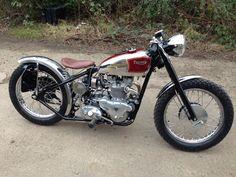 Triumph Bobber '57 or Older
