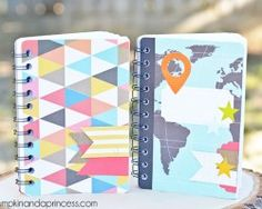 How to make notebooks