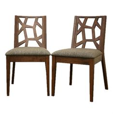 Baxton Studio Jennifer Dining Chair (Set of 2). Really love these :))