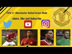 FIFA 17: Manchester United Career Mode (Part 3) - Manchester Derby, Euro...