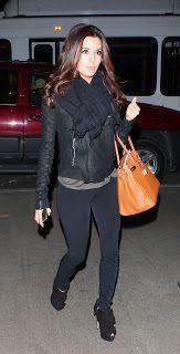 #eva #longoria #leggings #black #sexy #legging #ootd #fashion #mode #celebrity #leggingstar www.leggingstar.fr