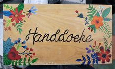 Painted Wooden Boxes, Hand Painted, Painting, Art, Painting Art, Paintings, Kunst, Paint, Draw