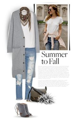 Summer to Fall Layering by bliznec on Polyvore featuring polyvore, fashion, style, Balenciaga, Rabens Saloner, BOSS Hugo Boss, Prada, Alexander McQueen, Levi's, clothing, layers, polyvoreeditorial and polyvorecontest