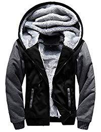 Gumstyle Guilty Crown Anime Unisex Luminous Full-Zip Hoodie Coat Winter Thicken Fleece Warm