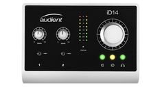 Get pristine Audient sound quality in a portable USB audio interface! The gives you two Class A mic preamps and Burr-Brown AD/DA, plus ADAT optical in. Windows 10, Valve Amplifier, Instruments, Console Styling, Mouse Pointers, Phantom Power, Drum Machine, Usb Hub, Recording Studio