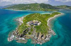 Isla Buck, El Caribe