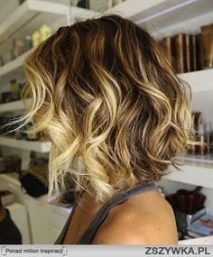 If I ever wanted to cut my hair short