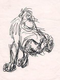 Disney: Concept Art, The Jungle Book.