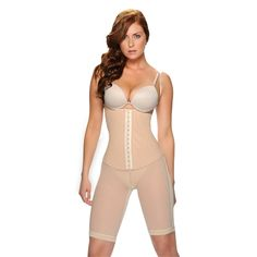 f81b37a5af Vedette Full Body Shaper Low Back (Health and Beauty)