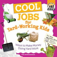 Kids want to make money! This fun and creative title introduces young readers to the idea of working in a format that is easy to read and use. From weeds to snow, this book contains kid-tested projects that will have children earning money--and loving it! Instructions and photographs guide kids through the process of business plans, safety, marketing, gathering customer information, and providing a product or service.