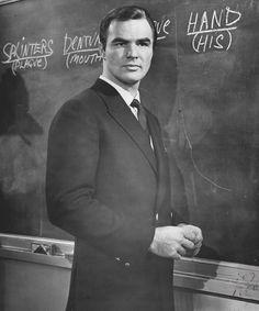 Burt Reynolds in his 1966 television series, Hawk.