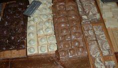chocolates, sur de Argentina