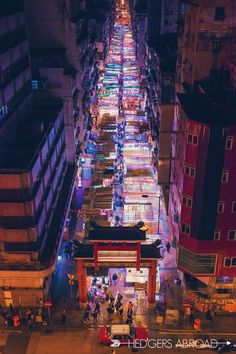Hong Kong // Photo Guide
