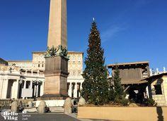 Az idei évben Bajorországból érkezett a Vatikán karácsonyfája. Idén egy gyönyörű szép 32 méter magas vörösfenyőt választottak, amelyet a szállítás miatt 25 méteresre vágtak. Burj Khalifa, Building, Travel, Viajes, Buildings, Destinations, Traveling, Trips, Construction